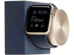 Док-станція Native Union Dock for Apple Watch - Midnight Blue/Gold  (DOCK-AW-SL-MAR)