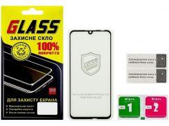 Захисне скло Masterclub 2.5D for Honor 20i / 20 Lite / 10i - Full Glue Black  (22702)