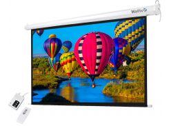 Проекційний екран Walfix TLS-4 настінний/стельовий моторизований