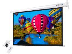 Проекційний екран Walfix TLS-2 настінний/стельовий моторизований
