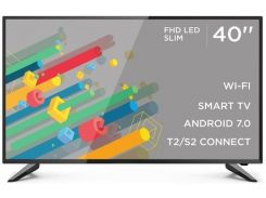 Телевізор LED Ergo 40DF5500 (Android TV, Wi-Fi, 1920x1080)