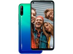 Смартфон Huawei P40 lite e 4/64GB Aurora Blue