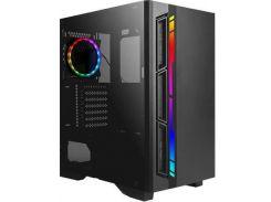 Корпус Antec NX400 Black with window  (0-761345-81040-1)