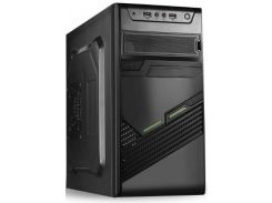 Корпус Frime 500W FPO-500-12J Black  (FC-014B-FPO500-12J)