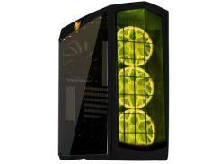 Корпус SILVER STONE Primera PM01-RGB Black with window  (SST-PM01B-RGB)