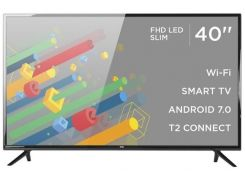 Телевізор LED Ergo 40DF5502A (Android TV, Wi-Fi, 1920x1080)