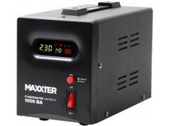 Стабілізатор Maxxter MX-AVR-S1000-01
