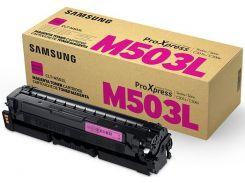 Оригінальний картридж Samsung M503L Magenta (CLT-M503L/SEE)