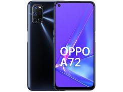 Смартфон OPPO A72 4/128GB Twilight Black