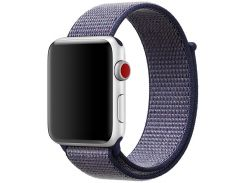 Ремінець HiC for Apple Watch 38/40mm - Sport Loop Midnight Blue