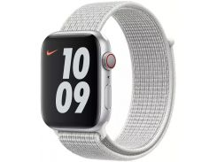 Ремінець HiC for Apple Watch 38/40mm - Sport Loop White