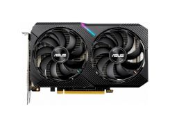 Відеокарта ASUS RTX 2060 Dual Mini OC Edition (DUAL-RTX2060-O6G-MINI)