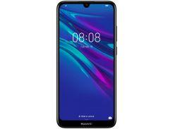 Смартфон Huawei Y6 2019 2/32GB 51093KGW Black  (51093PMP)