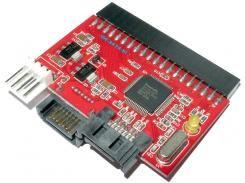 Конвертер Dynamode IDE-SATA-SI