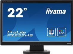 Монітор Iiyama P2252HS-B1 (P2252HS-B1) Black