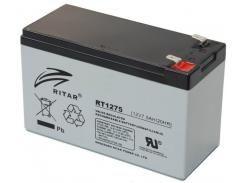 Батарея для ПБЖ Ritar RT1275 12V-7,5AH White