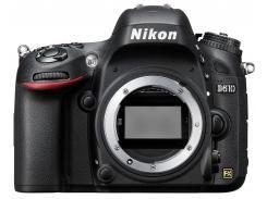 Цифрова фотокамера дзеркальна Nikon D610 body