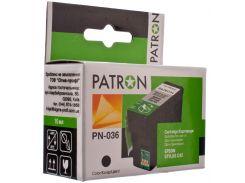Картридж PATRON Epson T036140 Black