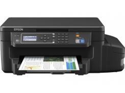 Багатофункціональний пристрій Epson L605 з Wi-Fi