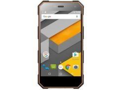 Смартфон SIGMA X-treme PQ24 Black/Orange  (PQ24 black-orange)