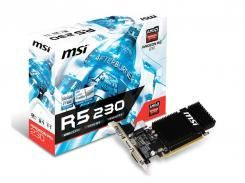 Відеокарта MSI R5 230 (R5 230 2GD3H LP)