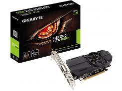 Відеокарта Gigabyte GTX1050TI OC Low Profile (GV-N105TOC-4GL)