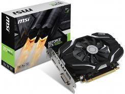 Відеокарта MSI GTX 1050 Ti 4G OC (GTX 1050 Ti 4G OC)