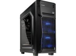 Корпус Zalman Z1 Neo Black з вікном