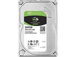 Жорсткий диск Seagate BarraCuda (ST500DM009) 500 ГБ