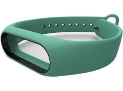 Ремінець для фітнес браслету Xiaomi Mi Band 2 Green