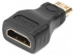 Адаптер Viewcon Mini HDMI / HDMI Black