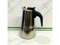 Кофеварка гейзерная «Классика» 2 порции