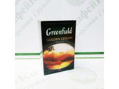 Чай Greenfield Golden Ceylon 100г