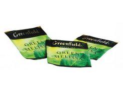 Чай Greenfield Green Melissa 100х1.5г (для HoReCa)