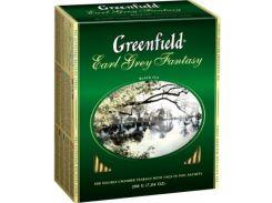 Чай Greenfield Earl Grey Fantasy 100х2г Картон