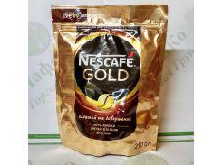 Кофе Нескафе Gold 210г м/у (12)