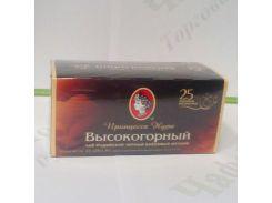 Чай Принцесса Нури Высокогорный черн. б/я 25*2г