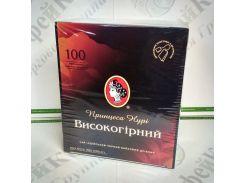 Чай Принцесса Нури Высокогорный черн. 100*2г