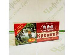 Чай Три слона Крепкий черн. 25*1,5г с/н (18)