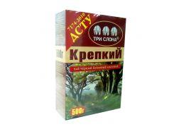 Чай Три слона Крепкий черн. 500г (11)