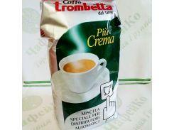 Кофе Trombetta Più Crema 1кг 30% араб./70% роб. (12)