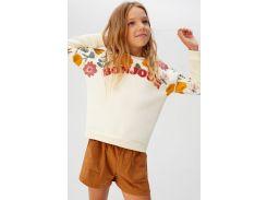 Mango Kids - Детская кофта Bonjour 110-164 см.