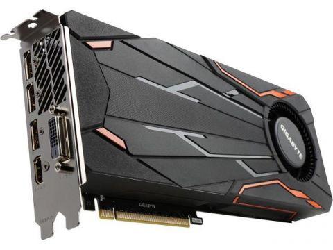 GIGABYTE GeForce GTX 1080 Turbo OC 8G (GV-N1080TTOC-8GD) Одесса