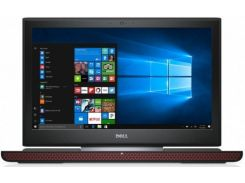 Dell Inspiron 7567 (I755810NDW-60) Red