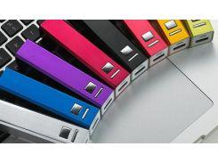 Внешняя батарея EGGO 2600mAh Ultra-Compact (iPhone, iPad, Android) Orange
