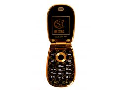 Телефон-раскладушка LV на 2-Sim