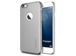 "Чехол SGP Case Thin Fit A Series Satin Silver for iPhone 6/6S 4.7"" (SGP10942)"