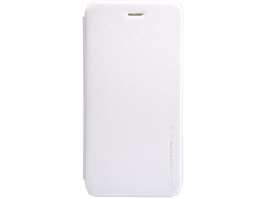 "Кожаный чехол (книжка) Nillkin Sparkle Series для Apple iPhone 6/6S (4.7"") (Белый)"