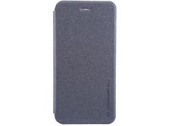 "Кожаный чехол (книжка) Nillkin Sparkle Series для Apple iPhone 6 Plus/6S Plus (5.5"") (Черный)"