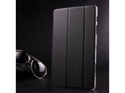 Чехол EGGO Tri-fold Sand-like Smart для Samsung Galaxy Tab S 8.4 T700/T705 (Черный/Black)